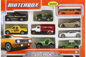 Matchbox Vehicle Gift-Pack - 9 CT