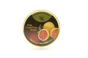 Леденцы Грейпфрутовые ж/б Cavendish&Harvey 200г