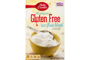 Betty Crocker Gluten Free Rice Flour Blend