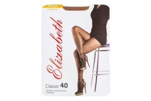 Колготки жіночі Elizabeth Classic 40den 3 visone