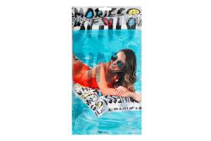 Матрас для плавания Bestway Summer Quotes 183х69см