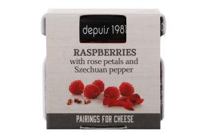 Соус сладкий к сыру из малины, лепестками розы и сычуаньская перцем Can Bech с/б 115г