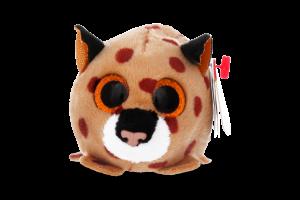 Мягкая игрушка TY Teeny Ty's Рысь Kenny, 10 см