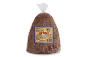 Хліб половинка в нарізці подовий Добрий Формула смаку м/у 325г