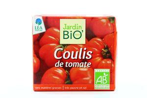 Соус Jardin Bio томатний органічний т/б 500г х12