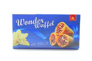 Вафлі Wonder Waffel Ваніль 75г х20