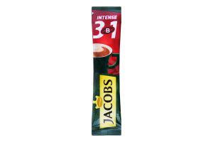 Напиток кофейный Jacobs 3в1 Intense