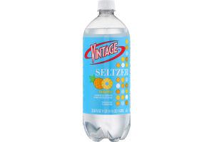 Vintage Seltzer Pineapple