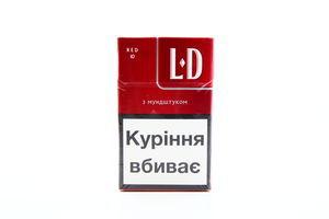 Сигарети LD Red 10 з мундштуком
