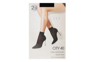 Носки женские Incanto Сity 40den 2пары