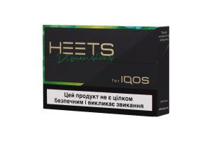 Стіки тютюнові Heets Dimensions Ammil 20шт
