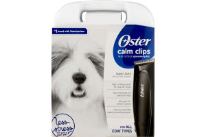 Oster Calm Clips Grooming Kit