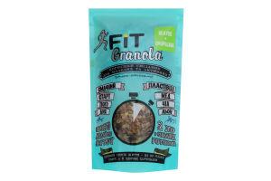 Гранола Яблуко+смородина Fit Granola д/п 125г