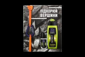 Н-р Fa SportEnerBoost ПокВер Гель д/д250+ДезРол50