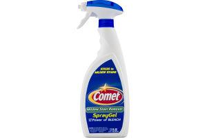 Comet Mildew Stain Remover SprayGel