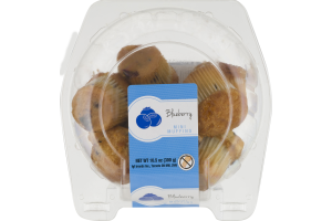 FGF Mini Muffins Blueberry