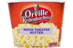 Orville Redenbacher's Gourmet Popping Corn Movie Theater Butter