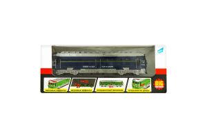 Іграшка для дітей від 3років №G1717 Поїзд Big Motors 1шт