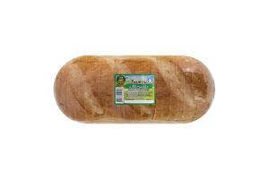Батон нарезной Городской Хліб Токмака м/у 500г