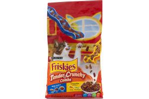 Purina Friskies Cat Food Tender & Crunchy Combo