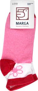 Носки жен Marca Comfort М201L цветок роз р.23-25