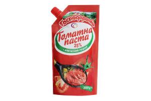 Паста томатна 25% Господарочка д/п 300г