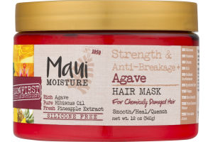 Maui Moisture Strength & Anti-Breakage + Agave Hair Mask