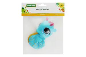 Іграшка для ванни для дітей від 6міс №9020 Звірятко Baby Team 1шт