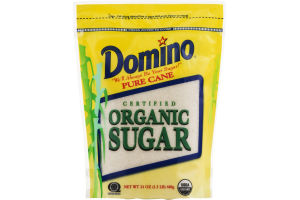 Domino Certified Organic Pure Cane Sugar