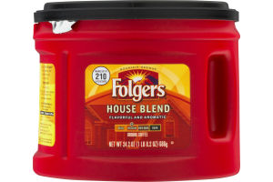 Folgers House Blend