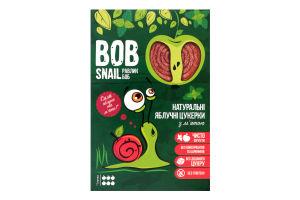 Цукерки яблучні з м'ятою Bob Snail к/у 60г