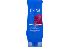 Finesse Moisturizing Conditioner Restore + Strengthen