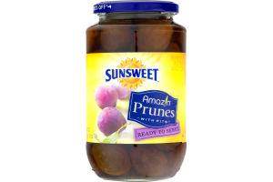 Sunsweet Amazin Prunes with Pits