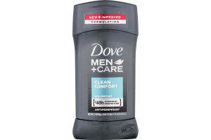 Dove Men + Care Antiperspirant Clean Comfort