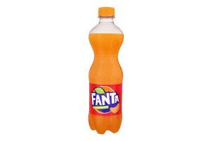 Напій безалкогольний сильногазований смак мандарин п/пл 0.5л