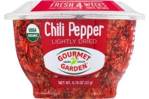 Gourmet Garden Chili Pepper Lightly Dried