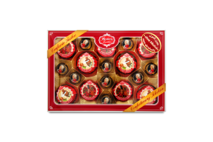 Конфеты Reber Mozart ассорти шоколадные