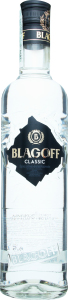 Горілка 0.5л 40% особлива Classic Blagoff пл