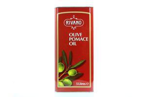 Масло оливковое рафинированное Rivano ж/бут 5л