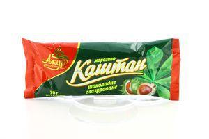 Морозиво Ажур Каштан шоколадне глазуроване 70г х35