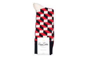 Носки муж Happy Socks цвет 41-46 FO01-068