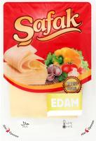 Сир 40% нарізний Edam Safak лоток 150г