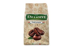 Кофе натуральный жареный в зернах молотый первого сорта с добавлением пищевого ароматизатора ирландский крем Exclusive Fresh Aroma Primo м/у 500г