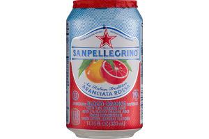 San Pellegrino Sparkling Blood Orange Beverage Aranciata Rossa