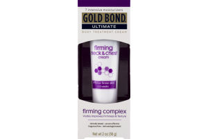 Gold Bond Ultimate Neck & Chest Firming Cream