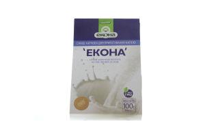 Молоко соевое сухое Экона м/у 100г