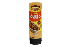 Old El Paso Mild Creamy Queso Sauce