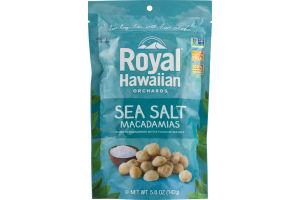 Royal Hawaiian Orchards Sea Salt Macadamias