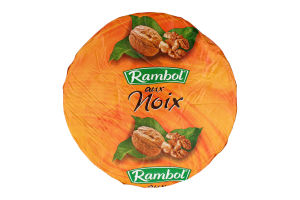 Сыр плавленый 55% с ореховой начинкой Rambol кг