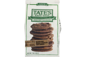 Tate's Bake Shop Cookies Double Chocolate Chip